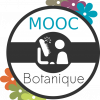 Badge du MOOC botanique de Tela Botanica